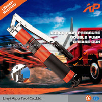 AAP hand grease gun for USA market, OEM order with more than 1,000,000 pcs each year, 12 years manufacturing experience