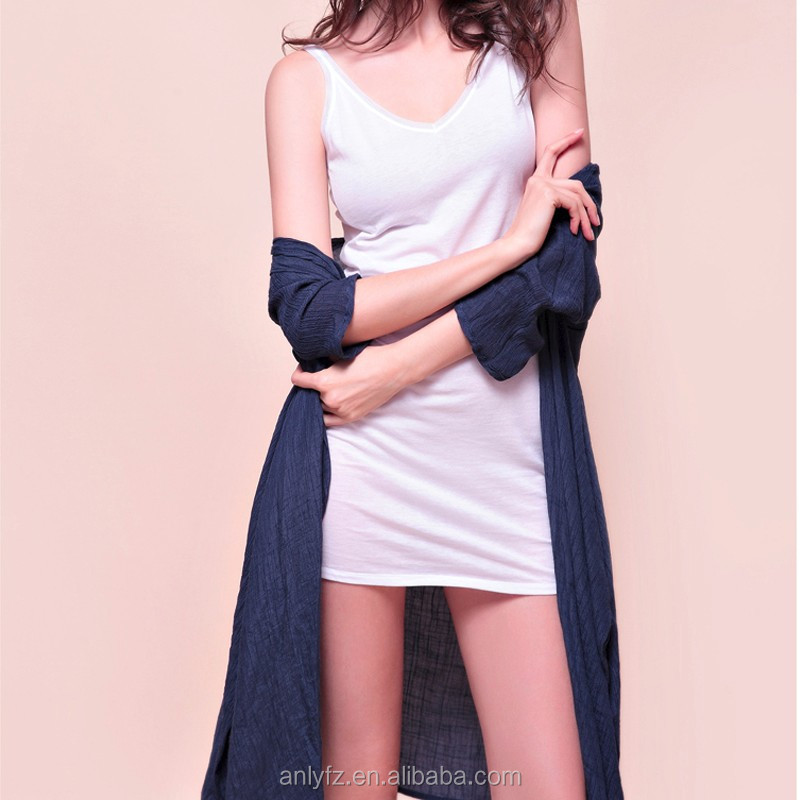Best quality silk shoulder-straps t shirt sleeveless hot sexy women vest full package apparel manufacturers