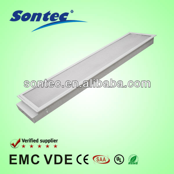 220V commercial opal led t5 indoor ceiling panle light fixture