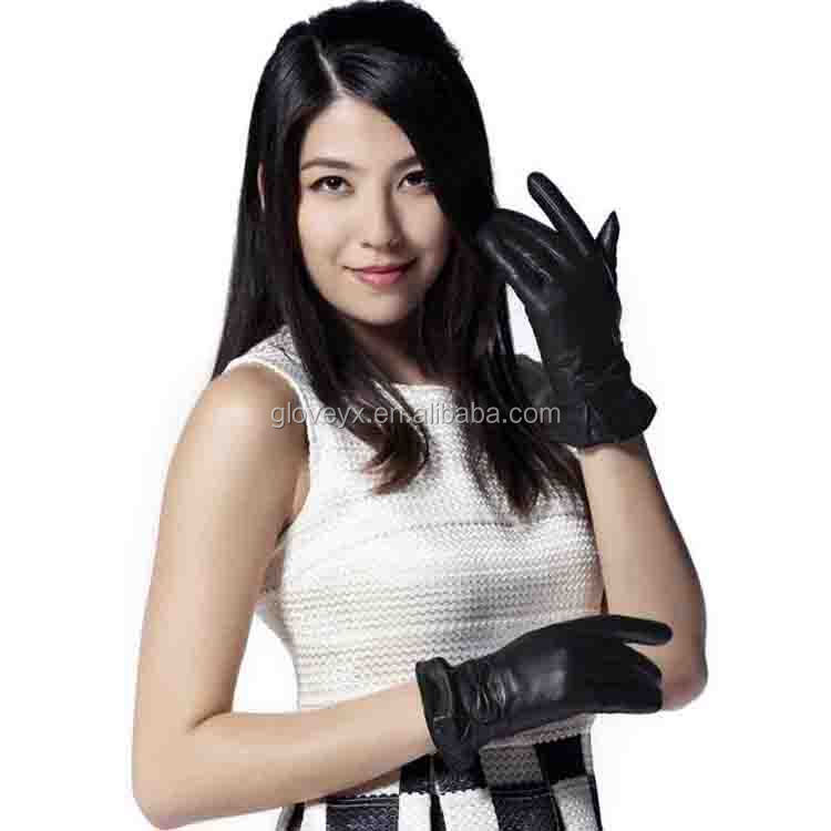 Top Quality Womens Black Fitness Gloves Wholesale