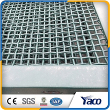 galvanized iron mesh crimped wire mesh metal mesh(Anping manufacture)