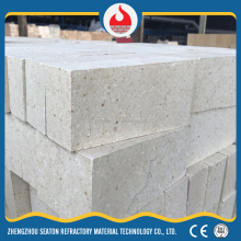High alumina refractory brick for industrial kiln