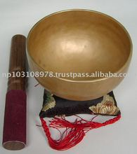 Tibetan Handmade Singing Bowl