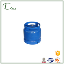 Factory Supply Brass LPG Gas Valve Locking /6kg lpg gas cylinder for Nigeria Market