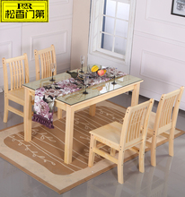 Import furniture from china latest design of dining tables