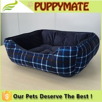 2016 wholesale dog bed for large dogs luxury non slip pet dog beds