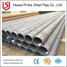 straight welded erw carbon steel pipe for fire fighting water supply