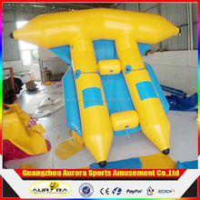 Hot Sale PVC Inflatable Water Fly Fish/Fly Fishing Tube/Inflatable Flying Towables Flying Fish