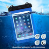2017 PVC high-quality waterproof bag for Ipad/ Ipad mini/ Samsung tab