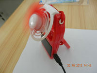solar powered outdoor fans,mini desktop fan,solar desktop fan