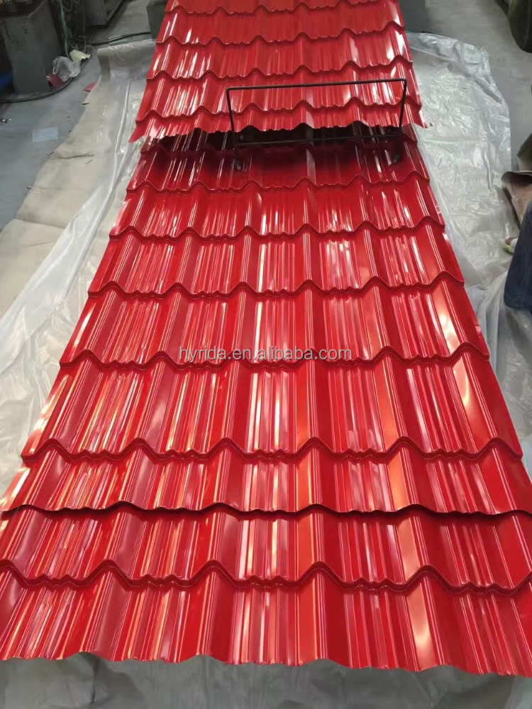 polycarbonate roofing material
