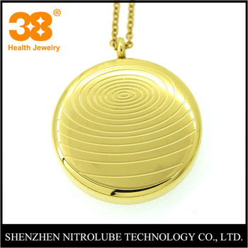 Cheap gold and sliver pendant for necklace