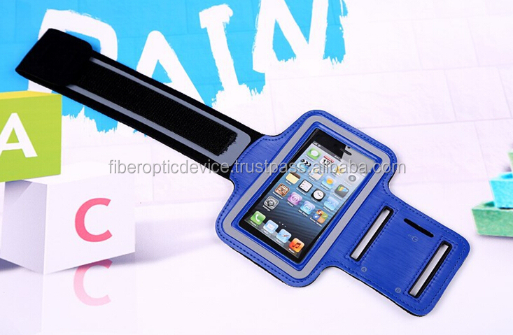 For iPhone 5S 5C 5 Sports Gym Jogging Running Armband Arm Band Holder Case Bag
