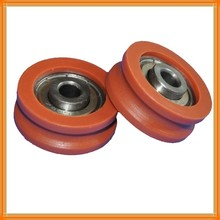U groove 625 Plastic coated bearings 5*23*6.4mm for Drawer