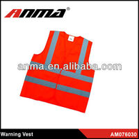 High safety protect reflective traffic vest