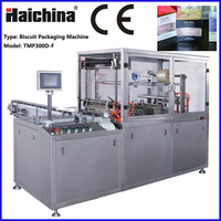 TMP 300D Cellophane over wrapping machine|Cosmetic box transparent film packing machine