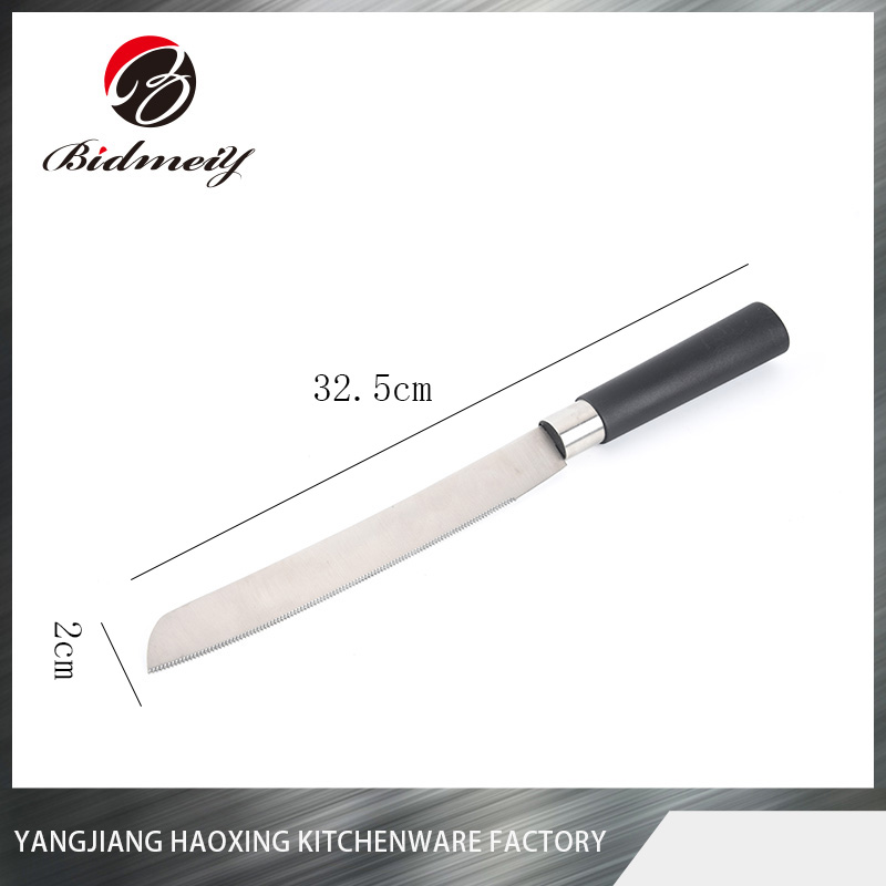 2cr13 stainless steel kitchen knife with sanding surface