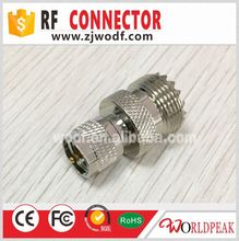 Male Gender UHF Type PL-259 to Mini UHF female adaptor