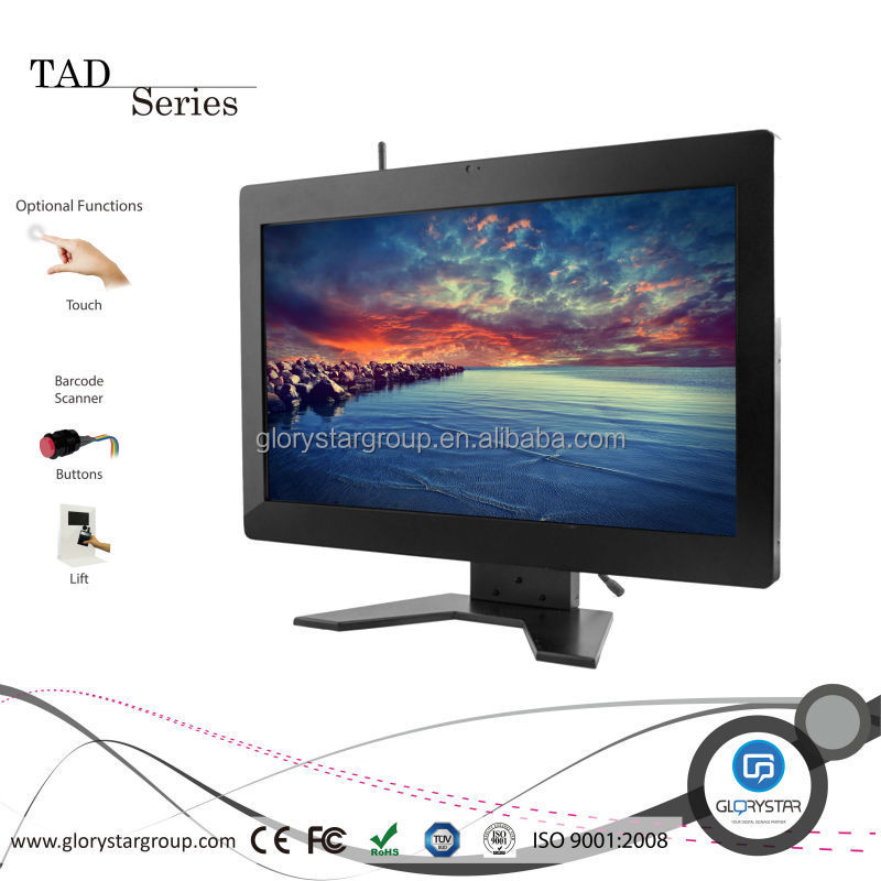 Game Machine 22 inch LCD monitor