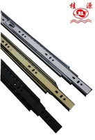 Jieyang hardware GuiyuanBall Bearing Drawer Slide