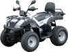 Automatic 200cc EEC (T3) approved utility ATV (TKA200E-T3)
