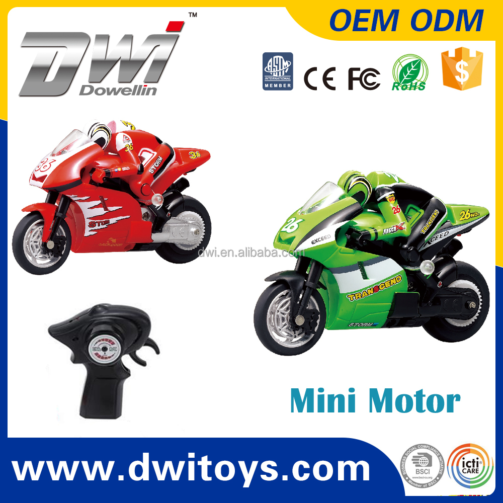 High speed mini racing toy motorcycle 2.4G rc motorcycle kid's toys for sale