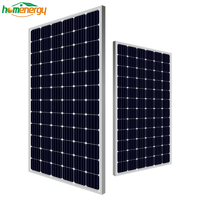 2018 High Cell Efficiency 350W Mono 36V Solar panels For Industry