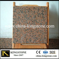 Maple red granite,G562 granite tiles