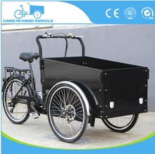 cristia man-power pedal tricycle cargo bike manufacturer