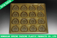 PP PET PS plastic blister vacuum forming packing tray and boxes for packaging food