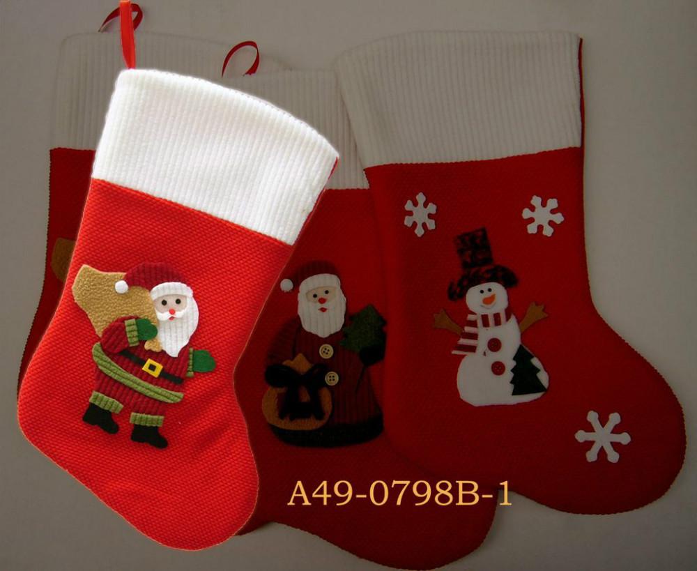 Large canvas christmas stockings buy large christmas stockings