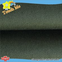 European cotton twill fabric for firefighting coverall