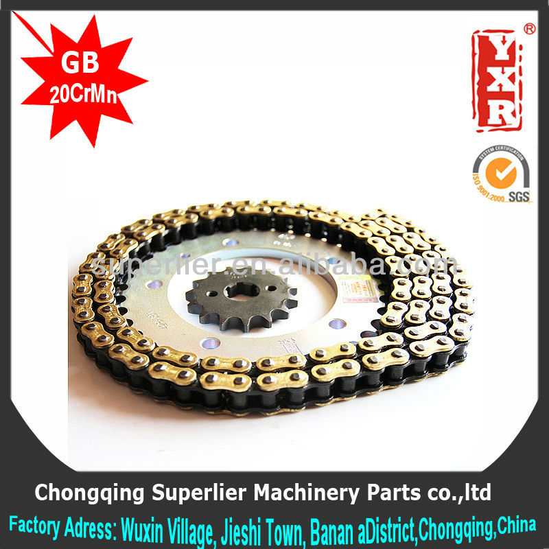 made in china chain and sprockets,Super Splender R-angle sprocket,forging 1045 steel camshaft sprockets
