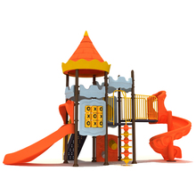 Kindergarten outdoor child care kids play ground games equipment