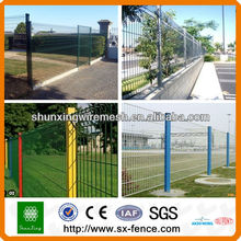 How to install Wire Mesh Fence Panel