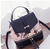 The new European fashion leather shoulder bag factory direct leisure bag backpack women manufacturer HB77
