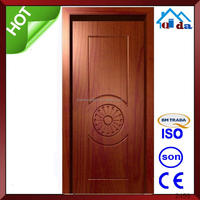 Safety Bedroom Safety wood panel door design
