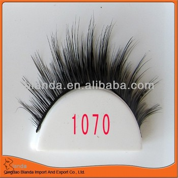 New Year Charming Premium Siberian Synthetic Silk Mink Eyelash Extensions