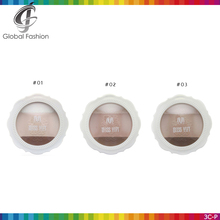 Cosmetics company Miss YIFI three colors name brands face powder