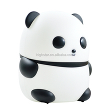 panda cartoon animal light/animal lamp/cute cartoon table lamp