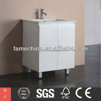 2013 Latest wall mounted table High Gloss wall mounted table