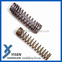 China supplier bike industry use sufficient capacity wire pulling compression spring
