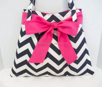 Gray Chevron ZIGZAG Purses handbag wholesale