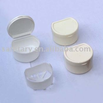 Plastic Box To Environmental Dentures With Ld30028 Buy Denture Container Denture Cleaner Box