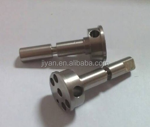 Small micro SS/brass custom oem metal electric motor double shaft