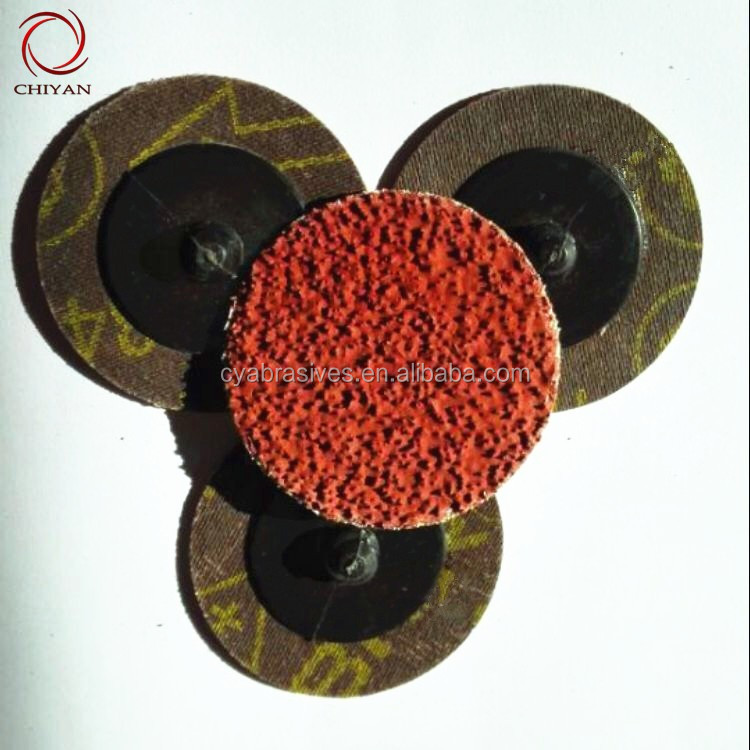 felt quick change abrasive wool polishing discs