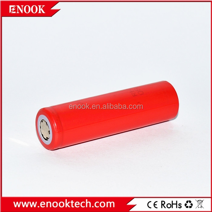 100% original Sanyo 18650 3.7V 2600mAh Li-ion Battery sanyo 18650 high energry battery for sloar panels