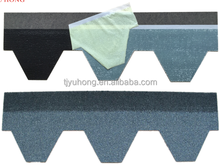 Grey roof tile