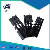 HRC 47 Hardness Pc 200 steel track excavator crawler parts