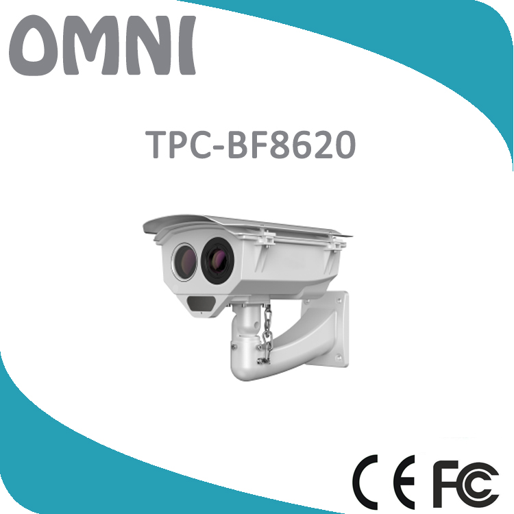 TPC-BF8620 IP66 30x Optical Zoom Support Fire Detect Alarm Thermal Network Hybrid Bullet Camera